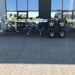 BVT 3500 MULTISKI Marineblauw Powerboats + 3000 SKI 2